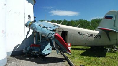 Самолет врезался в храм бочки с горючим чудом не взорвались1