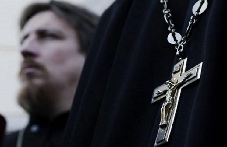 Священники Московского Патриархата покидают Украину