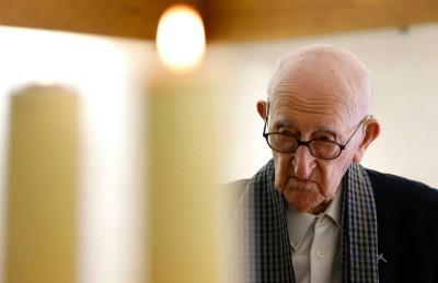 105-летний пастырь продолжает служение в бельгийской церкви1