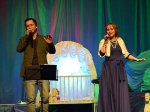 В Киеве состоялся концерт «Посланный небесами»