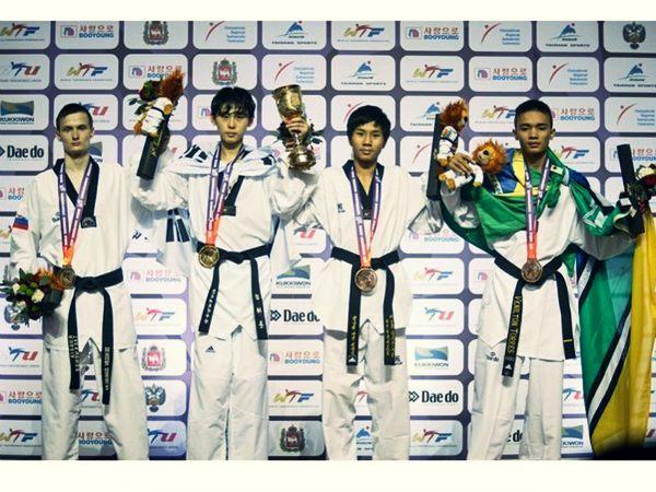 Серебряными призерами Чемпионата мира по Тхэквандо 2015 стали русские верующие