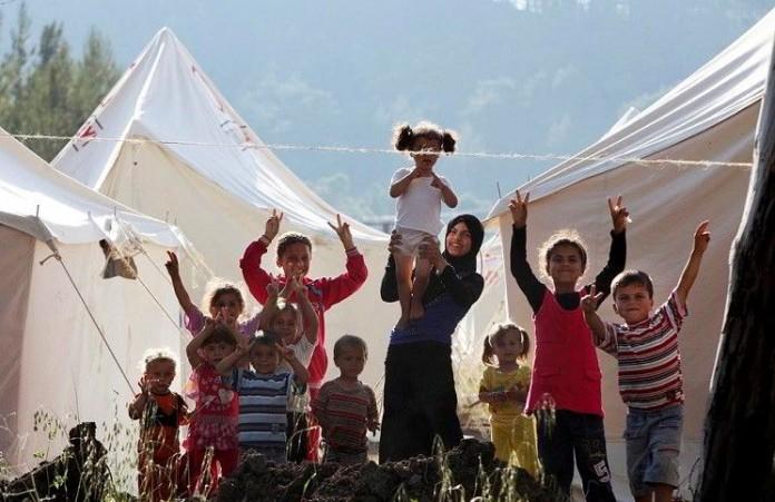 Беженцы находятся в боевом духе Епископ Ирака