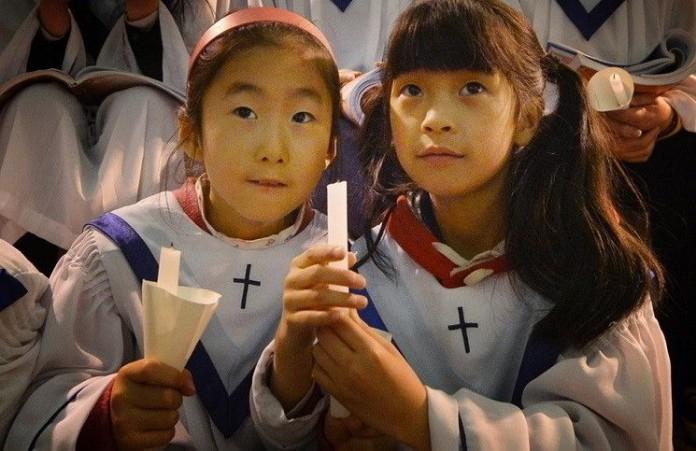 Массовое покаяние в Китае 40 тысяч человек за год