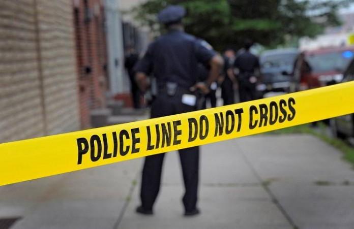 Стрельба в церкви США 9 погибших