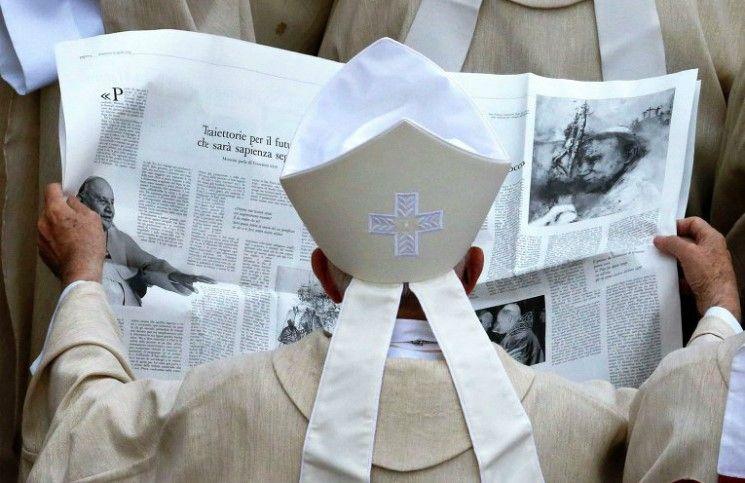 Архиепископ Кракова заявил Патриарх Кирилл отказался встретиться с Папой Франциском