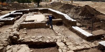 В Израиле нашли византийскую церковь 100-летней давности1