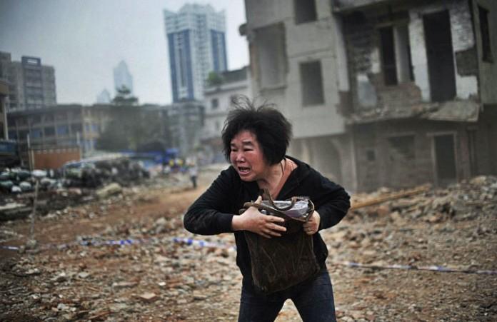 В Китае продолжается кампания по снесению крестов с церквей
