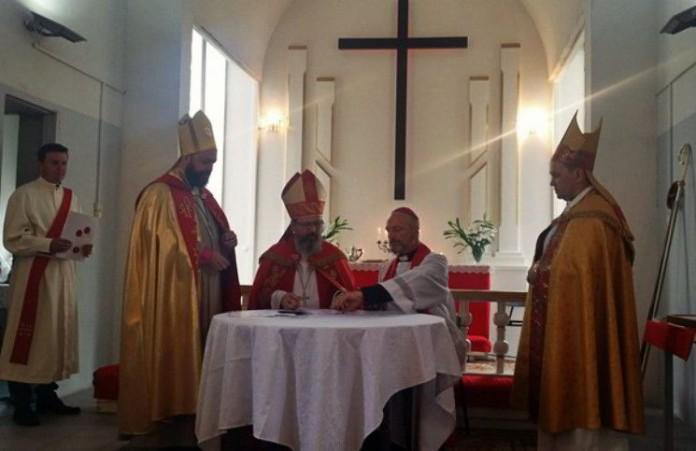 В России учредили «Конференцию лютеранских епископов»