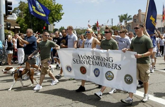 Геи будут служить в армии США Министерство обороны