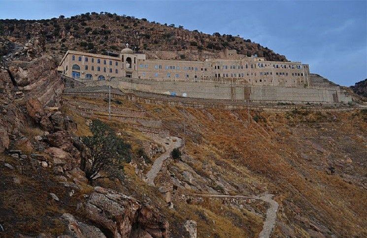 Древний храм и убежище христиан под угрозой ИГ