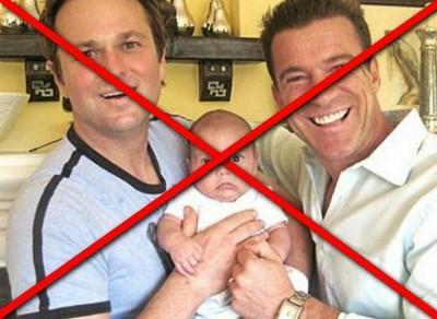 Мичиган Однополые пары больше не смогут усыновлять детей1