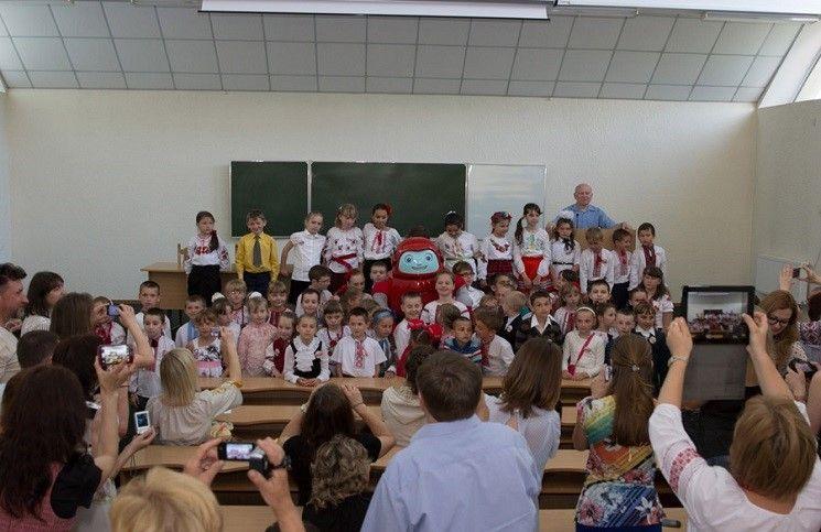 Состоялась VIII Всеукраинская олимпиада Юные знатоки Библии – 2015
