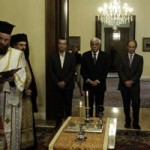Утверждение новых митрополитов Элладской Православной Церкви Афины1