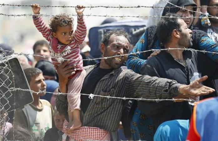 227 ассирийских христиан находятся в заложниках ИГ