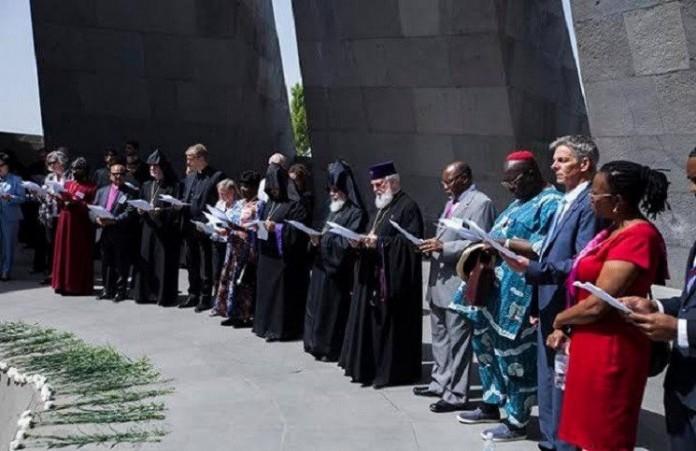 Христиане не должны молчать: Всемирный Совет Церквей о геноциде армян