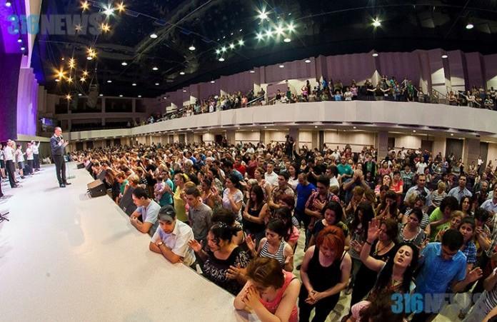 В Ереване стартовала ежегодная церковная конференция «Слово Жизни»