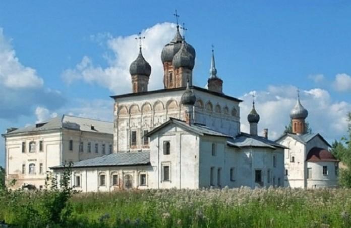 Великий Новгород Собор XVII века спасли от разрушений