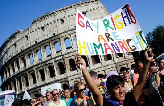 Взгляд РПЦ о легализации однополых браков в Италии