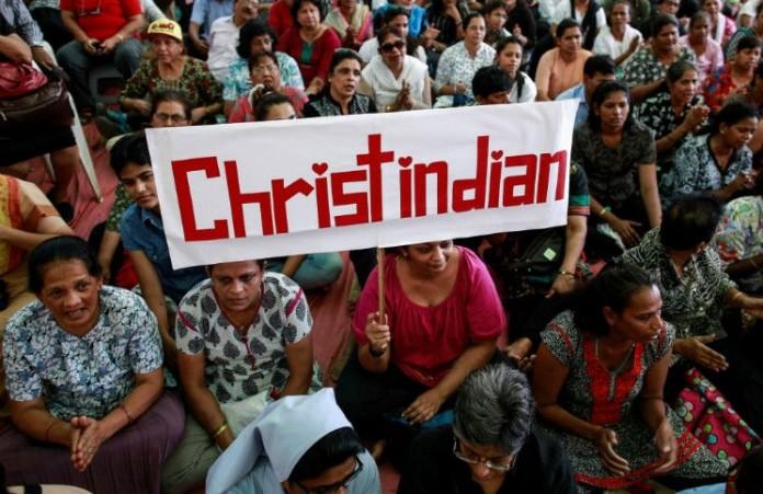 В Индии формируется большая Антихристианская кампания ненависти