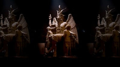 В США установят статую сатаны1