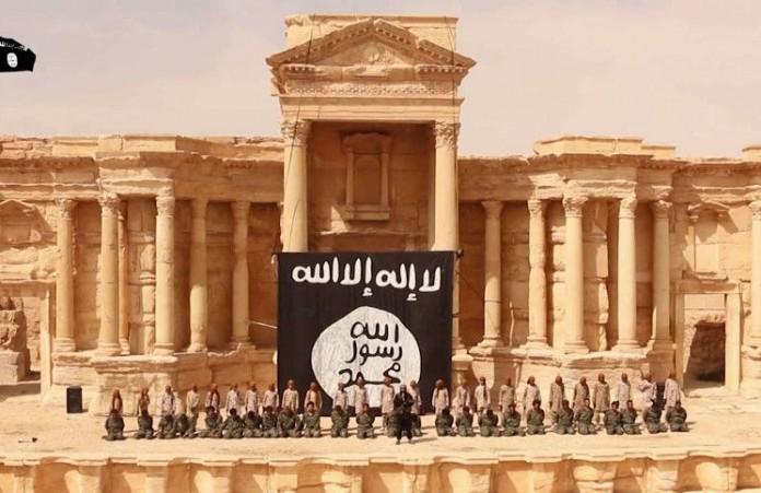 Львята халифата 13-14-летние боевики ИГ расстреляли 25 пленных солдат