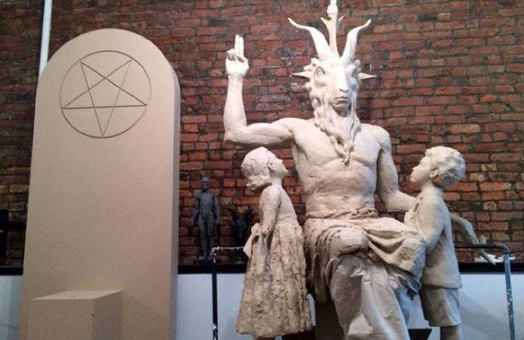Всемирный Христианский Совет о статуе сатаны в США