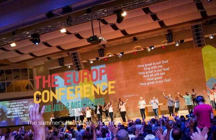 Европейская конференция в Швеции