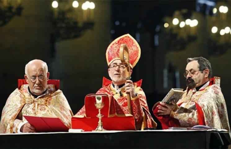 Избран новый патриарх Армяно-католической Церкви
