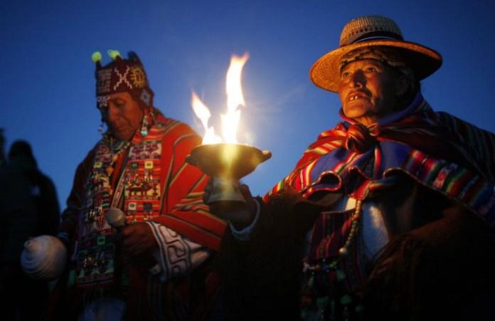 К приезду Папы Франциска в Боливии запретили проводить сатанинские ритуалы