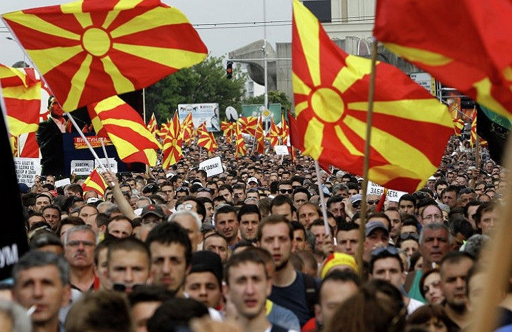 Македонцы становятся меньшинством исламизация страны