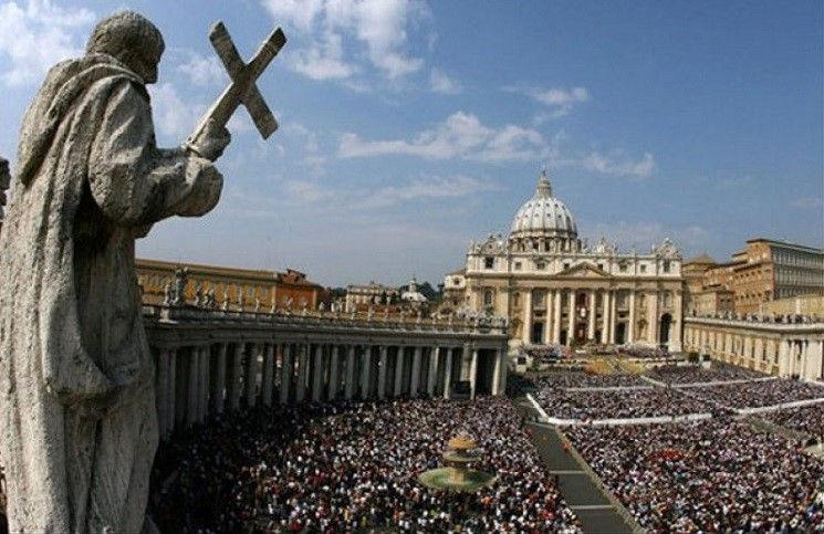 Миллионы верующих придут в Рим в Год милосердия