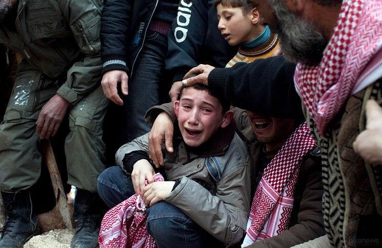 Началась массовая миграция христиан из Сирии