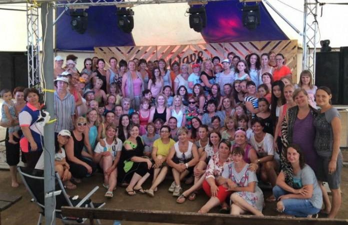 Новосибирск пасторский лагерь Wave Camp 2015