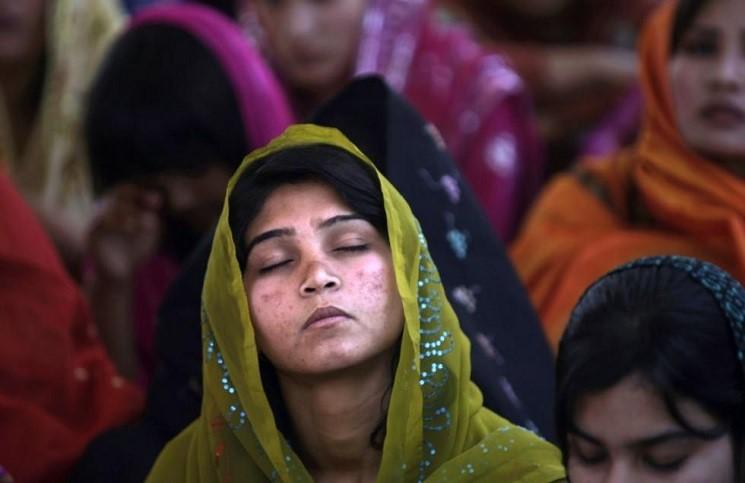 Пакистан Более 100 тысяч христиан покинули страну