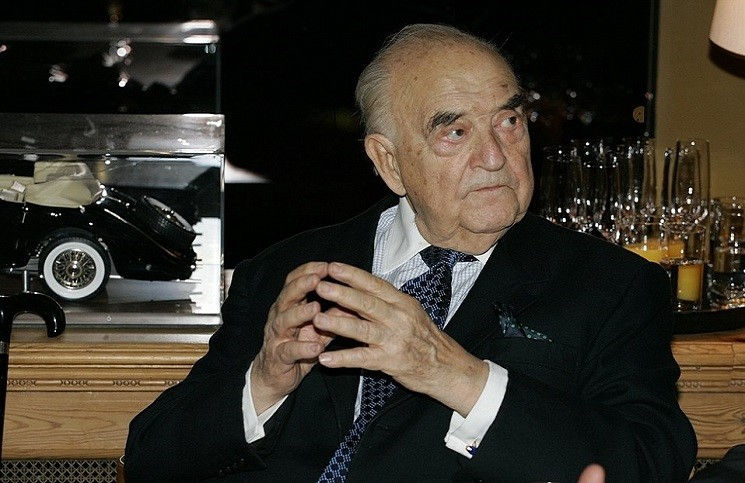 Переживший Холокост Лорд спасает сирийских христиан