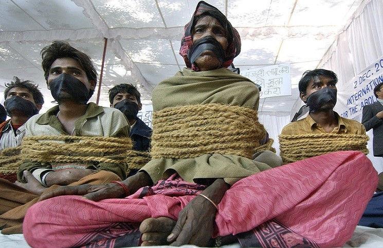 РФ ужесточение наказания за торговлю людьми