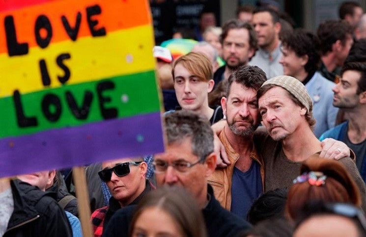 Украина Конституция создает почву для однополых браков