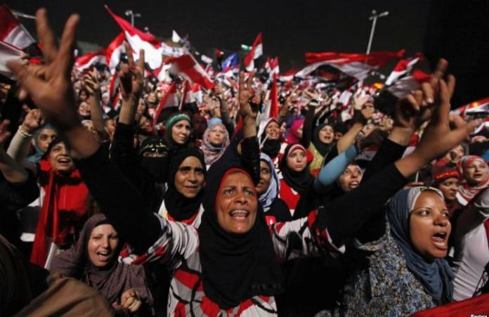 Христиане Египта поддержали египетские вооруженные силы