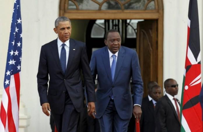 Обама упрекнул президента Кении в дискриминации геев