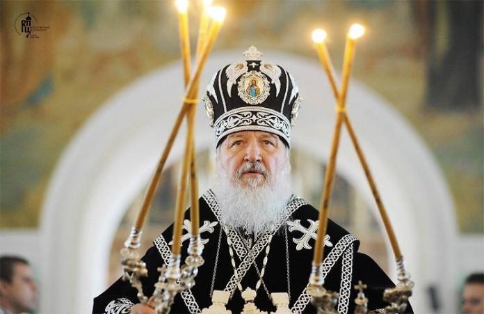Духовныебогатстванеисчезают: патриарх Кирилл