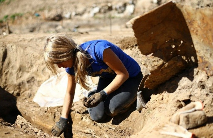 В Крыму найдено античное святилище возрастом более 4 тыс. лет