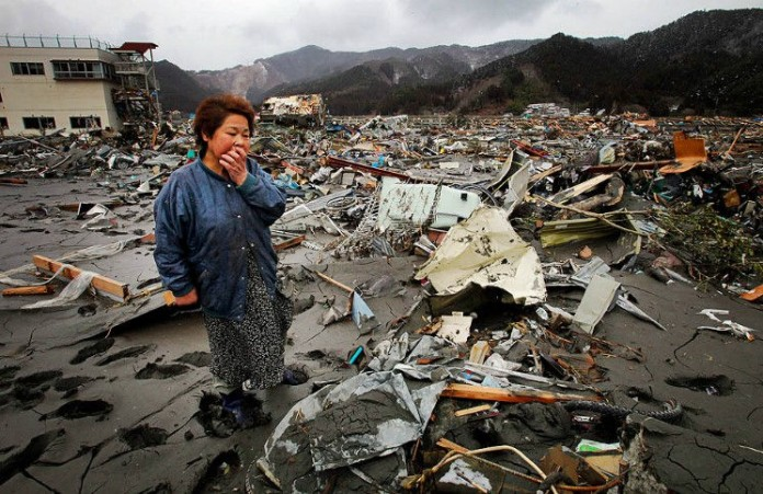 Землетрясение и цунами в Чили 1 миллион эвакуированных людей