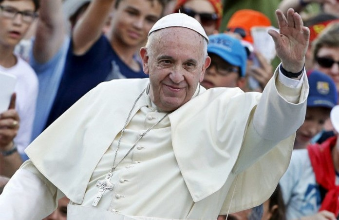 Месса Папы Франциска Всемирный день молитвы о Божьем творении