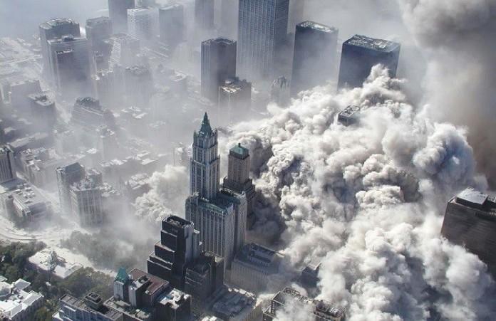 Нью – Йорк церковь поднимется из под руин башен – близнецов