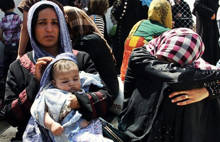 Ирак 20 христиан эмигрируют даже из безопасных городов