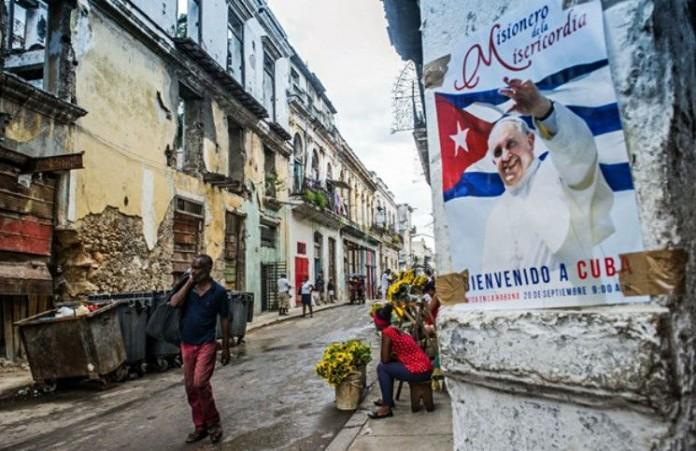 К приезду Папы Франциска будут амнистированны 3500 кубинцев