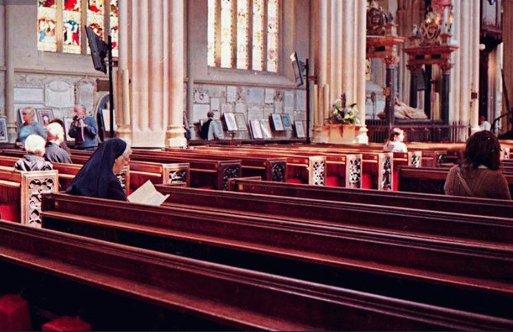 Надежда возрастёт, наши страны будут преобразованы Национальная молитва в Англии