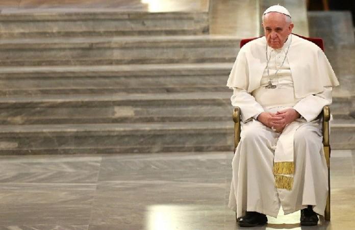 Папа Франциск сплетники подобны террористам