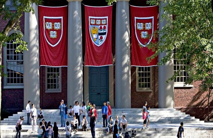 Понятия «он» и «она» в Гарвардском Университете больше не существуют