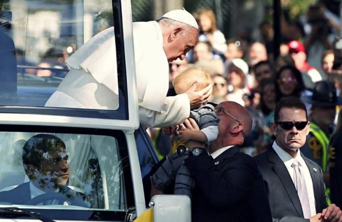 25 тыс. человек посетили мессу Папы Римского в Вашингтоне